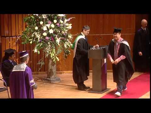 London Metropolitan University Graduation Ceremony 2014 Part 1
