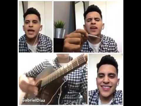 """""""Let Me Love You"""" Mario (Gabriel Diaz Cover)"""