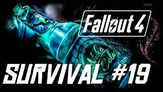 ☢ Fallout 4 Survival Mode ☢ Part 19: Fens Street Sewer