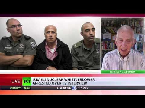 Daniel Ellsberg interview with RT International on arrest of Mordechai Vanunu