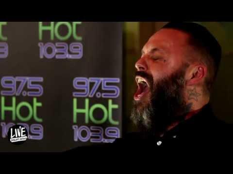 Blue October's Justin Furstenfeld - Fear - Live at Aloft in Tempe - HD