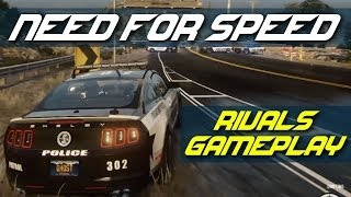 Need For Speed RIVALS Exclusive Gameplay - NFS Rivals Online (1080p)