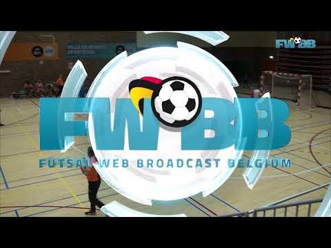 LART Bruxelles - AS CF Schaerbeek - Highlights