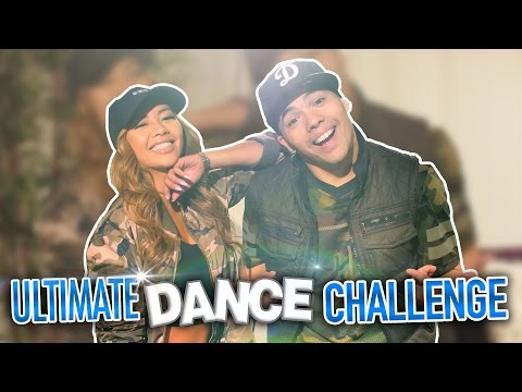 ULTIMATE DANCE CHALLENGE: LIANE V