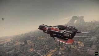 Dave spielt Star Citizen - S02E21 - Als Paketbote unterwegs [Deutsch / German]