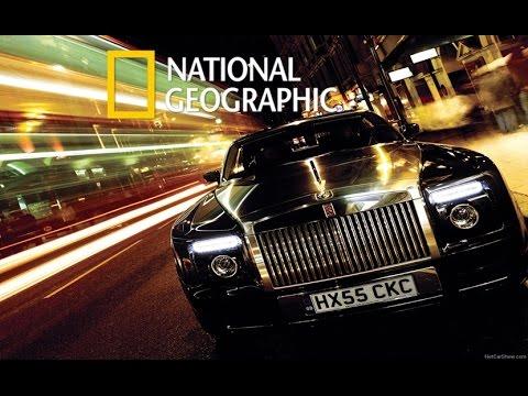 Nat Geo - Rolls Royce Megafactories