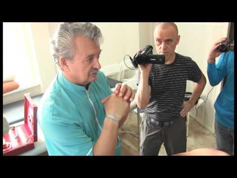 Ударно-динамический массаж. Максимов Георгий