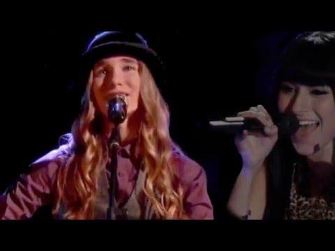"GREAT SONG, Gotta Hear It...Sawyer Fredericks & Mia Zanotti Singing ""Stranger"" Me And You."