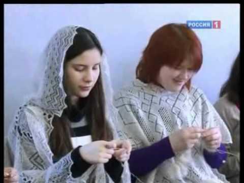 Мусульмане. Оренбургский пуховый