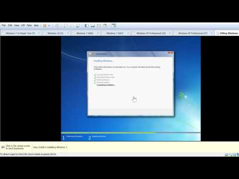 Killing Windows 7 SP1