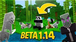 PROVO LA BETA DI MINECRAFT 1.14! - Minecraft ITA
