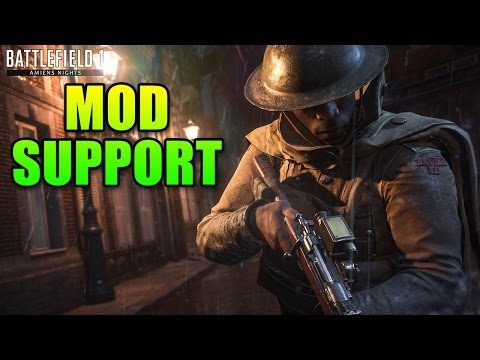 Why Battlefield Needs Mod Support