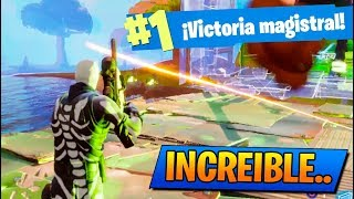 DISPAROS INCREIBLES! Fortnite: Battle Royale
