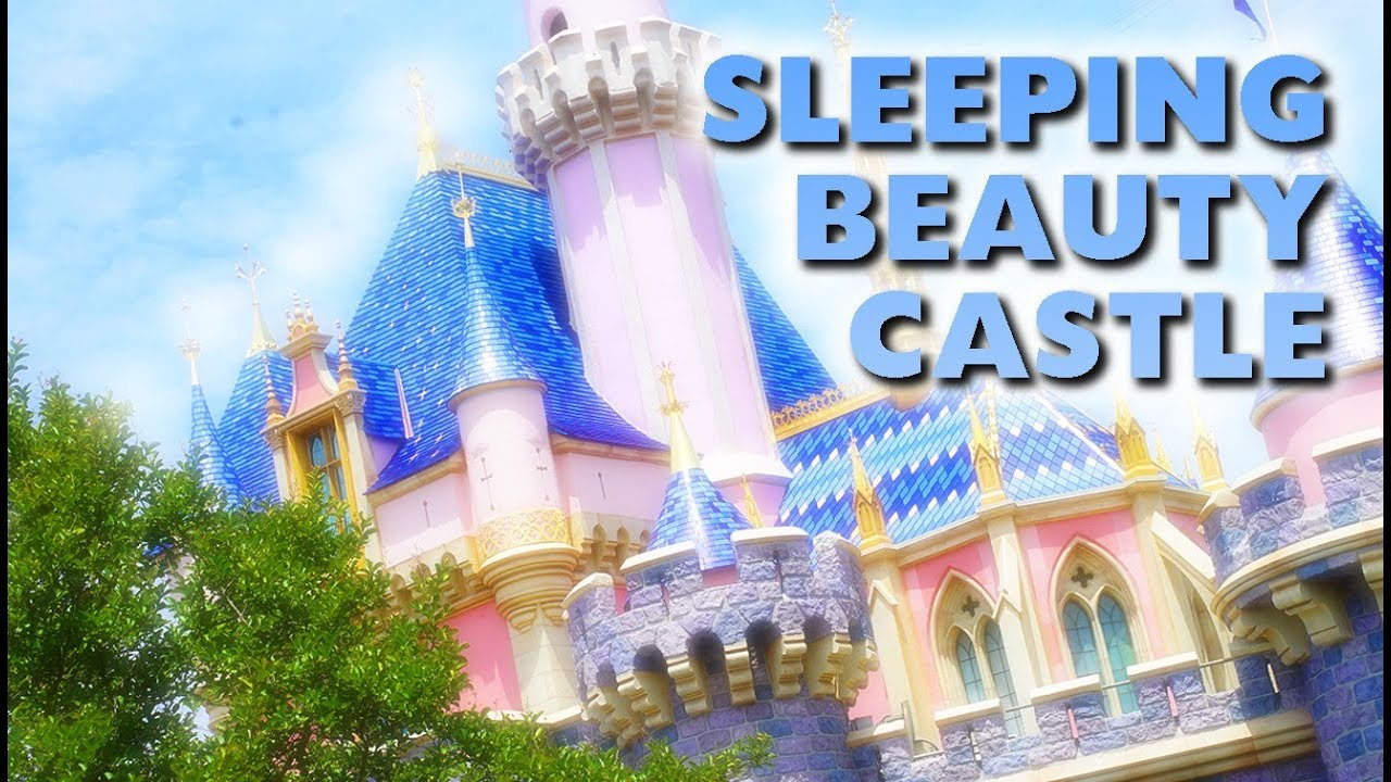 NEW SLEEPING BEAUTY castle + Castle history | 2019-05-18 Pt. 1