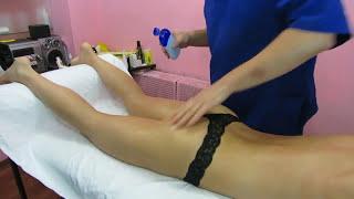 Massage for the champion in bikini in Kiev. Спортивный массаж Киев (мисс бикини)