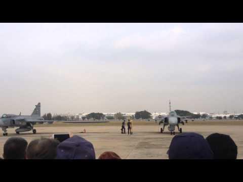 RTAF Gripen & F-16 Children