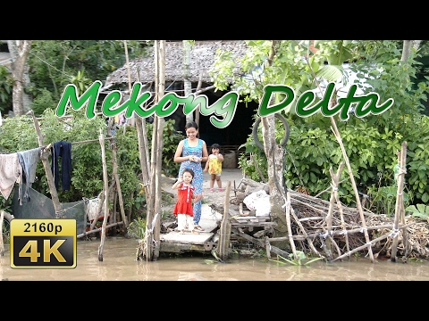 From Hoa Ninh to Can Tho (Mekong Delta) - Vietnam 4K Travel Channel