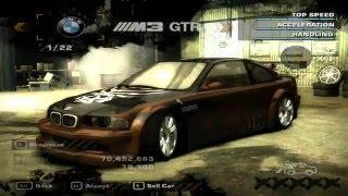 Como Hacer El Bmw M3 Gtr De Razor Nfs Most Wanted