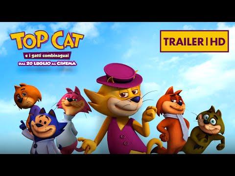TOP CAT E I GATTI COMBINAGUAI - Trailer Italiano Ufficiale