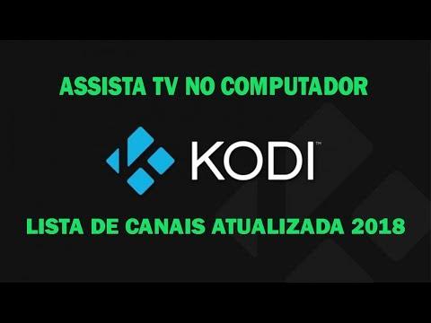 Baixar E Instalar KODI 2018 (ASSISTA TV A CABO GRÁTIS NO PC)