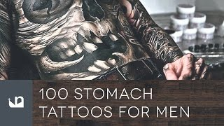 Video 100 Stomach Tattoos For Men download MP3, 3GP, MP4, WEBM, AVI, FLV Agustus 2018