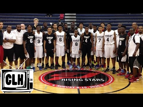 Top Middle Schoolers Impress Chris Paul at CP3 Rising Stars Camp 2014