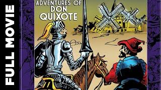 Adventures Of Don Quixote | Adventure Movie | Feodor Chaliapin, Oscar Asche