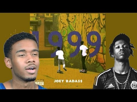 Joey Bada$$ - 1999 First REACTION/REVIEW