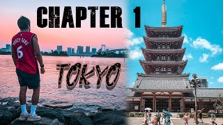 Journey In Japan Chapter 1 Tokyo 2018