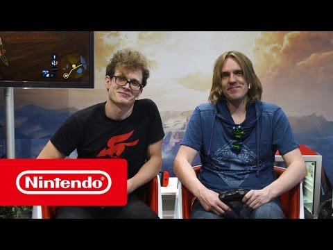 """Nintendo @ LBM 2017 - Ab in die Wildnis mit """"The Legend of Zelda: Breath of the Wild"""""""