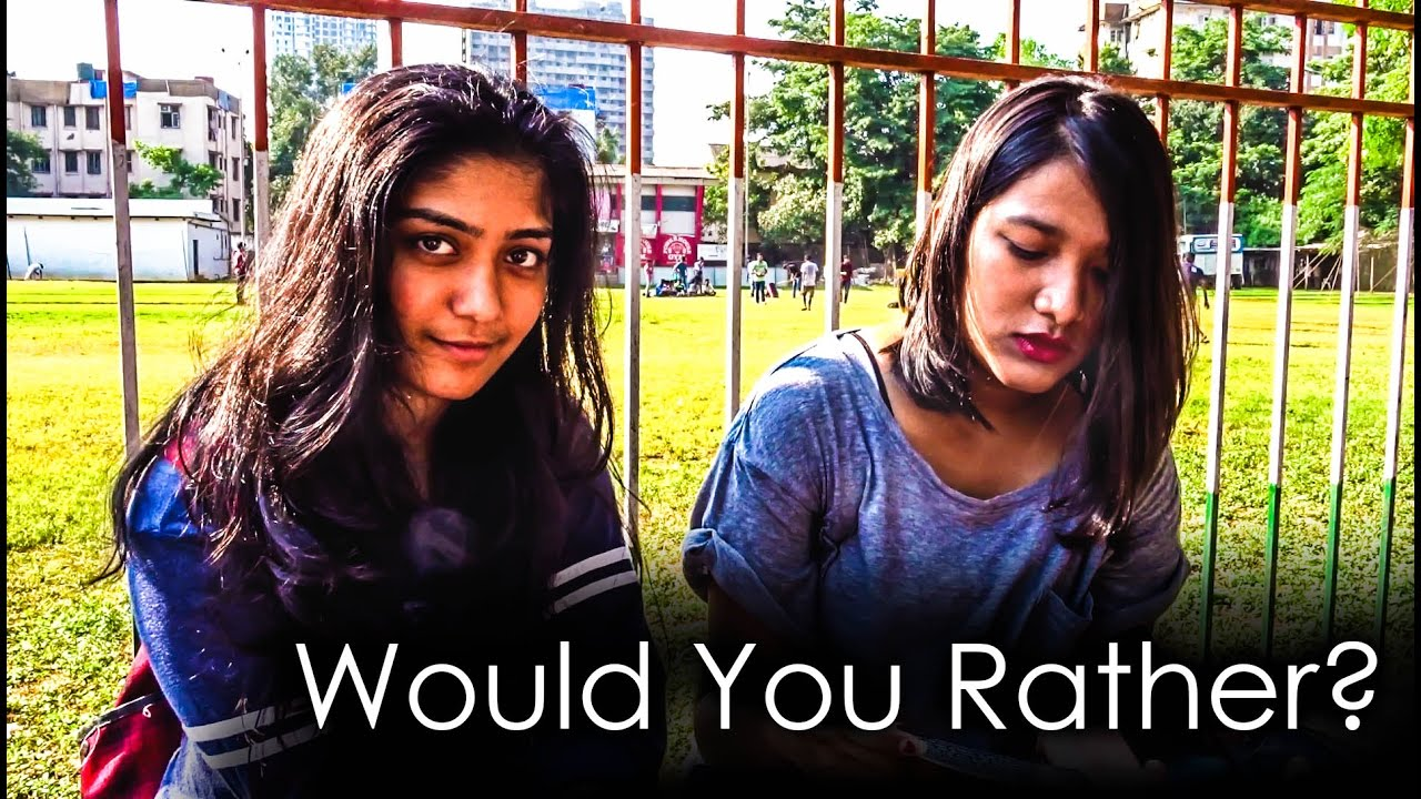 Download Would You Rather Questions feat. Ruia College Students