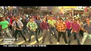 DABANGG RELOADED FULL VIDEO SONG  | DABANGG 2 |FEAT. SALMAN KHAN