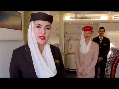 Emirates Airlines - Business & Economy طيران الامارات