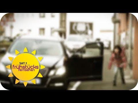 Versuchte Entführung auf dem Schulweg - Alptraum aller Eltern! | SAT.1 Frühstücksfernsehen