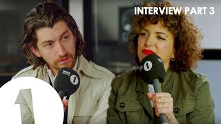 I remember being quite unsettled: Alex Turner reflects on how he has changed | Part 3/3 YouTube Videos