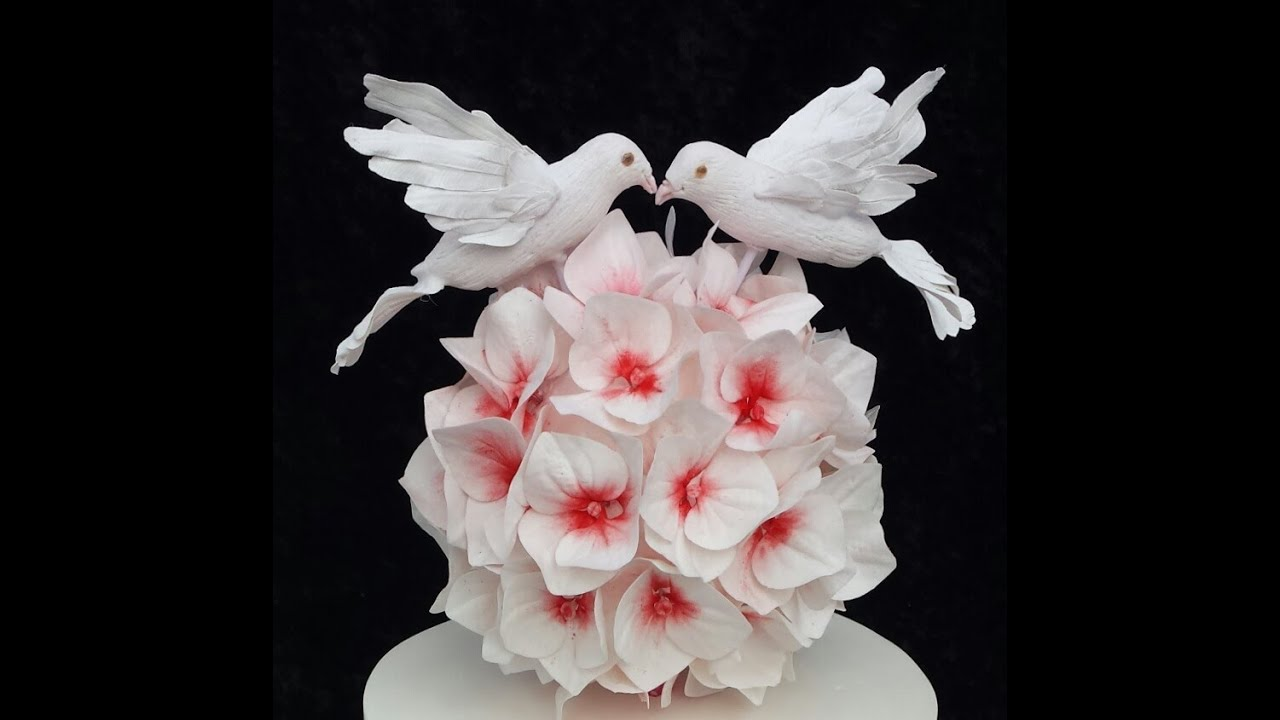 Dove Cake Toppers For Wedding Cakes