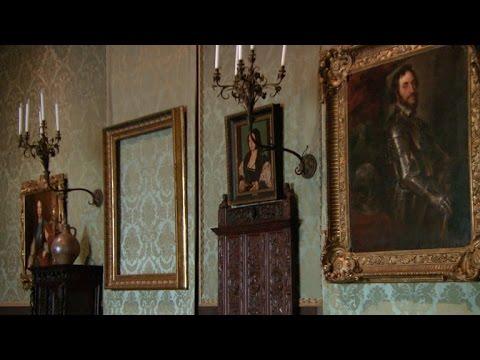 When half a billion dollars' worth of art vanished
