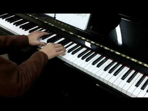 ABRSM Piano 2011-2012 Grade 6 C:6 C6 Peterson Jazz Exercise No.3