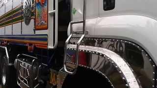 Repeat youtube video ISUZU DECA FXZ 360 MJ NEMO(Thailand ) 1