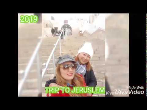 TRIP TO JERUSALEM ISRAEL