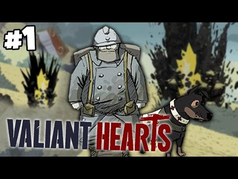 Velkommen til Helvede! - Valiant Hearts: The Great War #1
