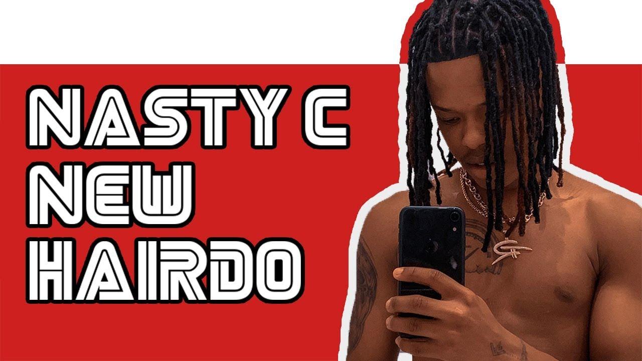 Nasty C Hairstyle: Nasty C's Dreadlocks🔥 - YouTube