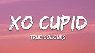 XO Cupid - True Colors (Lyrics) ft. Maya Avedis