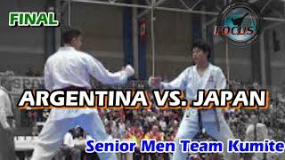 Argentina vs Japan - Final