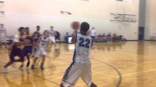 Curtis Weathers 6'6 Small Forward Class of 2017 Summer Highlights
