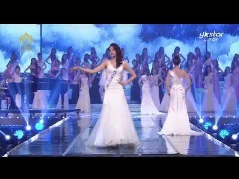 [2014 미스코리아 선발대회 Miss Korea Beauty Contest] 그녀들의 우아하고 매력적인 유혹! 미스코리아 드레스 퍼레이드 with 신지훈