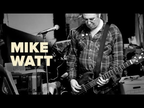 Mike Watt on Punk Rock (Dedicating Music to D. Boon)