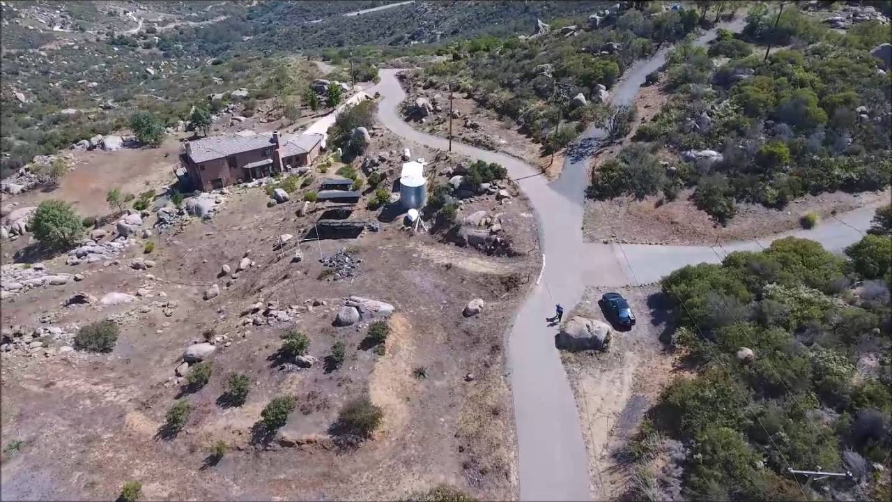 Gorgeous View Lot For Sale in San Diego with Drone Footage
