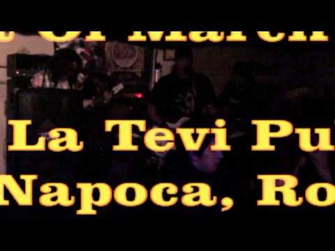 Concert ATARIA, 01st Of March 2014, La Ţevi Pub Cluj-Napoca, Romania