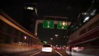 Driving Around Tokyo at Night with Boards of Canada